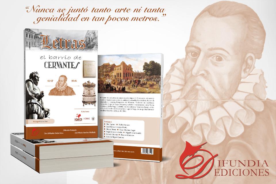 """Reseña de """"Letras, el barrio de Cervantes"""""""