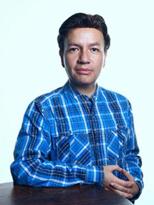"""Entrevista a A. R. Tolentino, autor de """"Marlakh. El espejo de Nimue"""""""