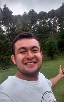 """Entrevista a Edgar Viramontes Monay, autor de """"Los soldados del rey invisible"""""""