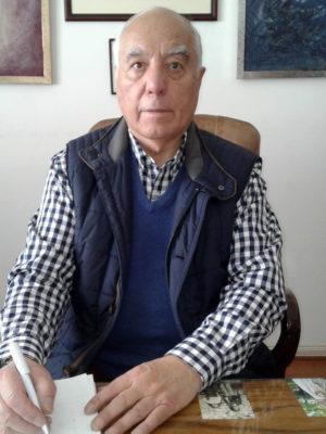 """Entrevista a Luis Alberto González Fernández, autor de """"La noche que se perdió el candelabro"""""""