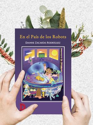 """Razones para leer """"En el país de los Robots"""""""