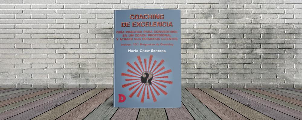 """Entrevista a Mario Chew Santana, autor de """"Coaching de Excelencia"""""""