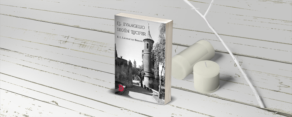 "Entrevista a E. L. Loustaunau Borgois, autor de ""El evangelio según Lucifer"""