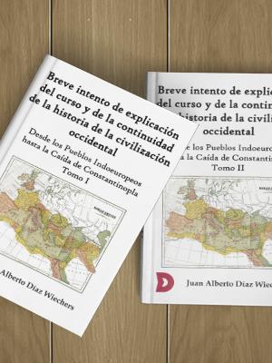 """Reseña de """"Breve intento de explicación del curso y de la continuidad de la historia de la civilización occidental"""""""