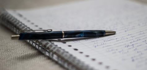 La libreta: el mejor complemento para el escritor