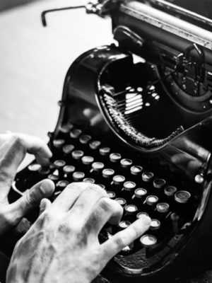¿Sabías que aún se fabrican máquinas de escribir?