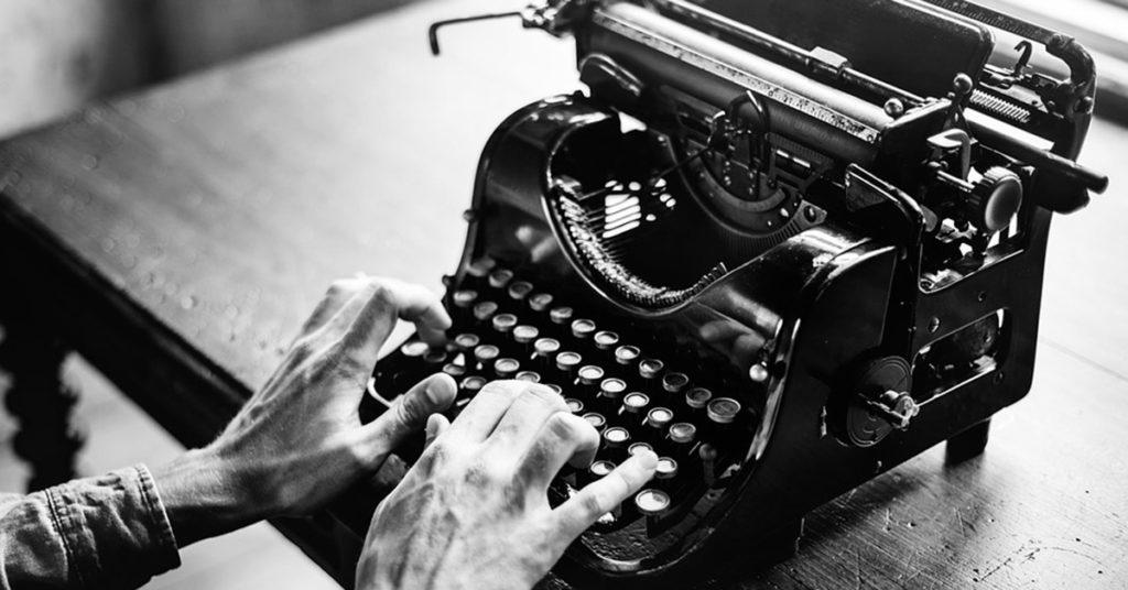 Sabías que aún se fabrican máquinas de escribir?