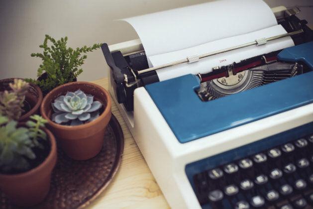 Lugares para escribir: en casa