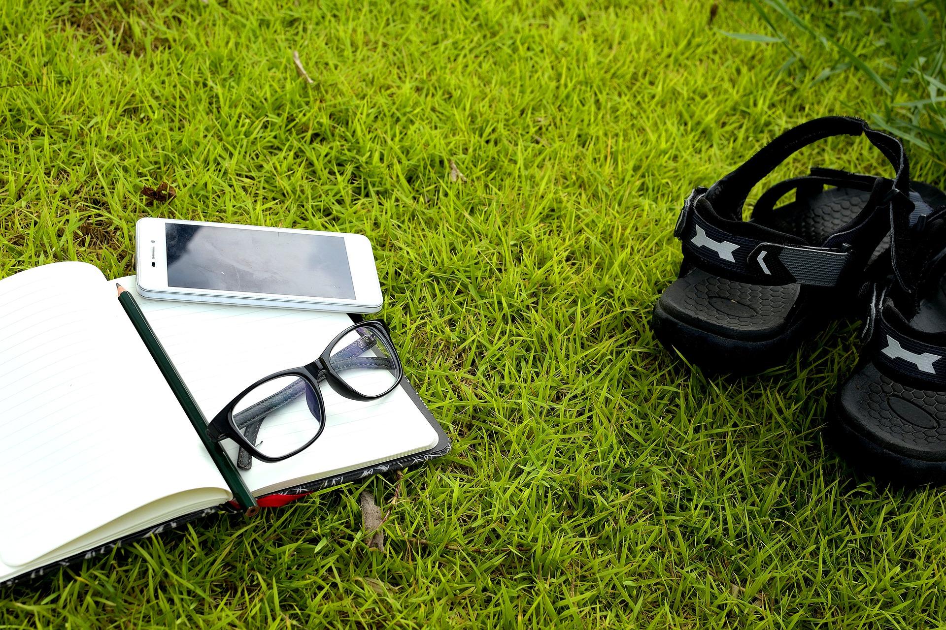Lugares para escribir: al aire libre