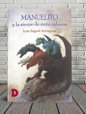"""Reseña de """"Manuelito y la sierpe de siete cabezas"""""""
