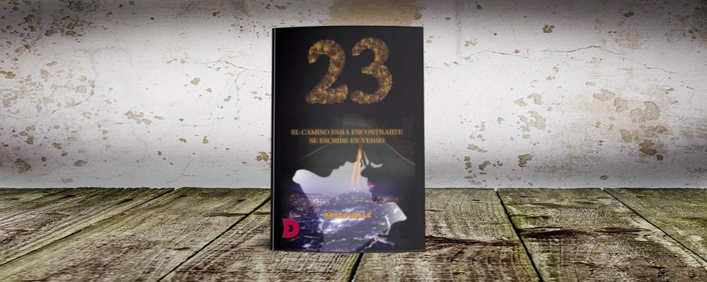 """Reseña de """"23. El camino para encontrarte se escribe en verso"""""""